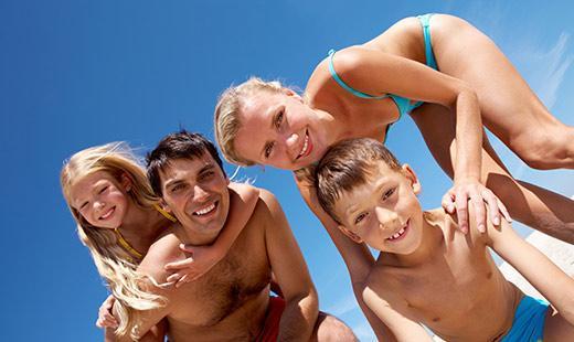 відпочинок за кордоном з дітьми