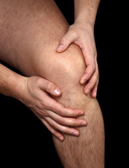Лікування забиття коліна. Що необхідно знати