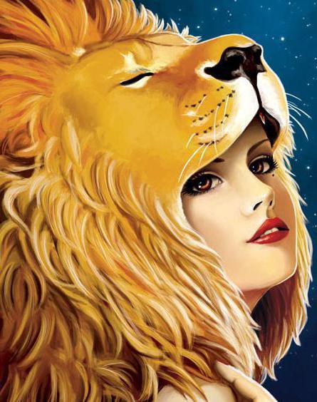 чоловік лев собака