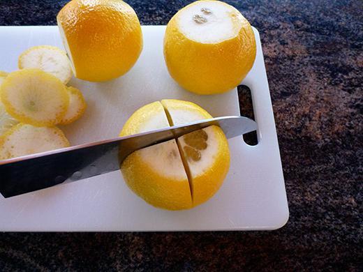як приготувати солоні лимони