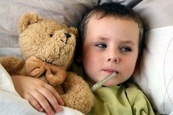 Літична суміш для дітей від температури в критичних випадках