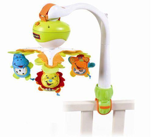 розвиваючі іграшки для дітей до року