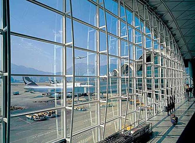 Кращий аеропорт світу - це аеропорт гонконгу