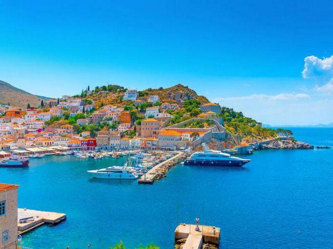 Кращий острів греції для кожної категорії мандрівників