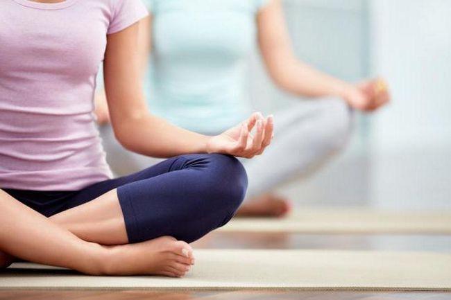 медитація для заспокоєння розслаблення організму