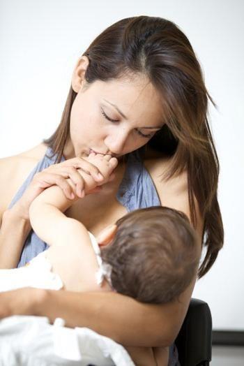 Меню годуючим мамам в перший місяць після пологів