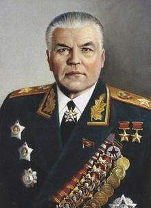 міністри оборони Росії і ссср