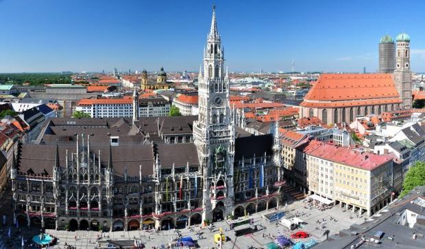 Мюнхен: пам`ятки, які заворожують туристів