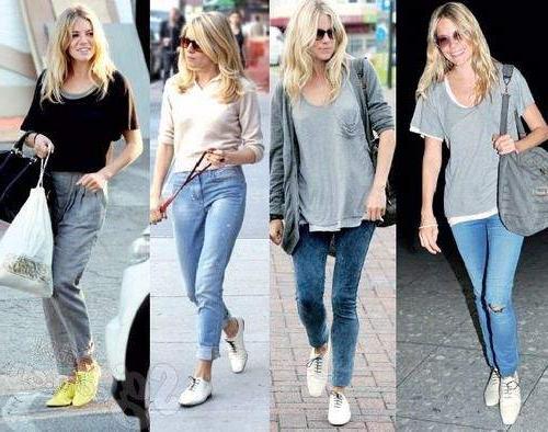 Модні поради: що носити з джинсами?