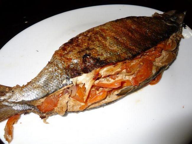 як приготувати молочну рибу