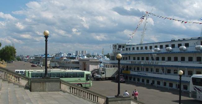 Московський північний річковий вокзал
