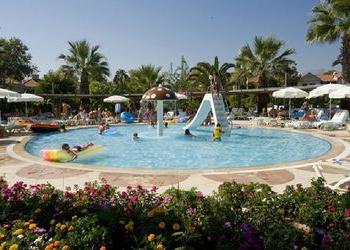 відпочинок з дітьми в Туреччині готелі