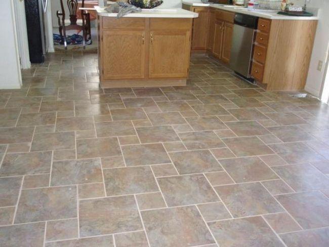 Підлогове покриття для кухні: правила оптимального вибору