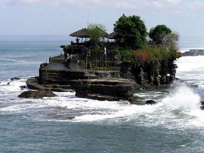 Неповторімсть і привабливість острова бали