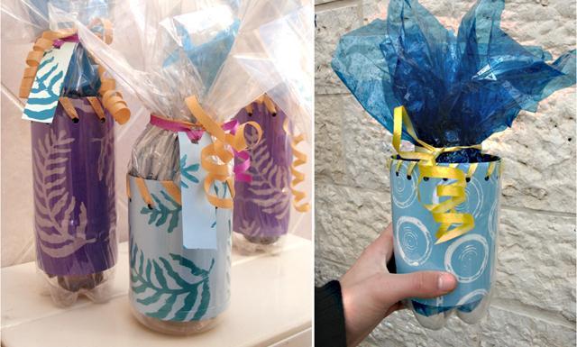 пластикова упаковка подарунків