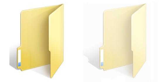 Невидимі папки - це нормально?