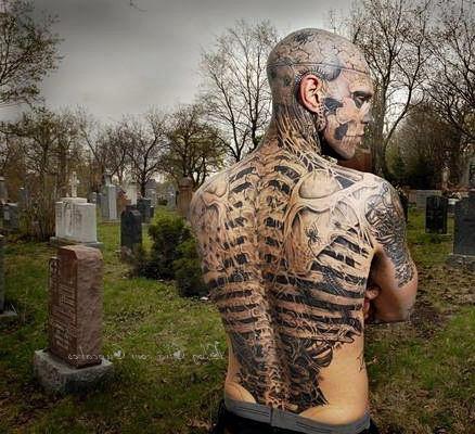 Про те, як зробити тимчасове татуювання самостійно