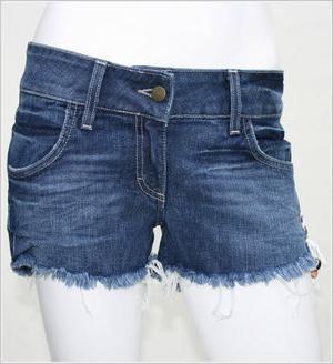 Оновлюємо літній гардероб: робимо шорти зі старих джинс