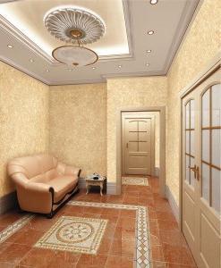 Оформлення стін у квартирі різними способами
