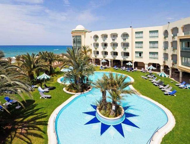 Опис готелю golden yasmin mehari hammamet