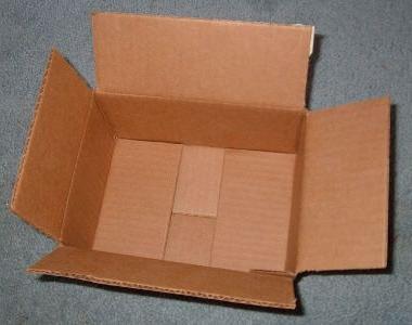 коробочка з паперу орігамі