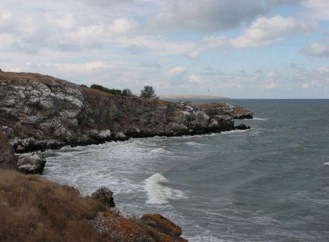 Особливості та температура води в азовському морі