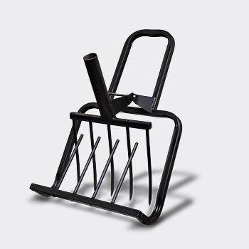 Вітчизняне винахід - лопата «кріт»