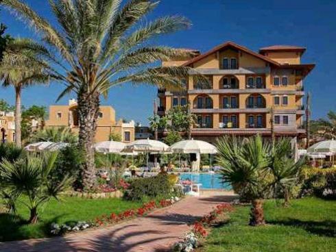 Готель club pasha beach hotel (туреччина, аланія): фото та відгуки туристів