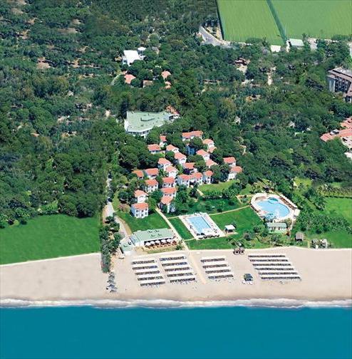Готель fun & sun jacaranda resort в белеку