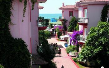 Готель larissa holiday beach club: фото та відгуки туристів