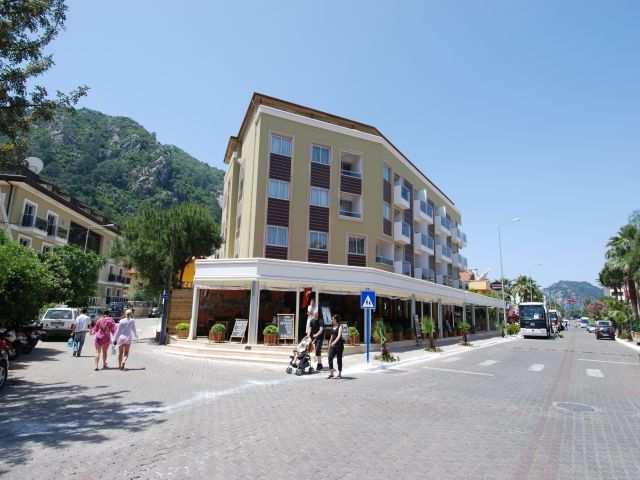 Готель mersoy exclusive aqua resort (туреччина / мармаріс): фото та відгуки туристів