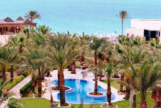 oasis marine 4 джерба