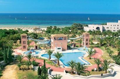 Готелі тунісу з аквапарком чекають вас!