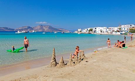 Відповідаємо на питання: де в греції краще відпочивати з дітьми?