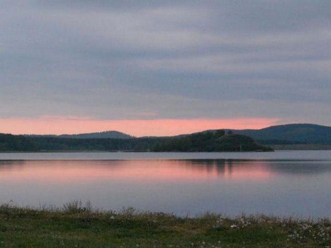 озеро Ургун Башкирія