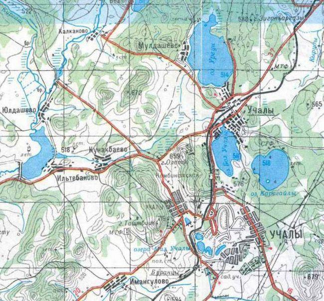 озеро Ургун відгуки