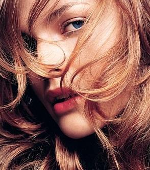 Палітра фарб для волосся