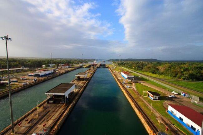 Панамський канал - найбільше досягнення інженерного мистецтва