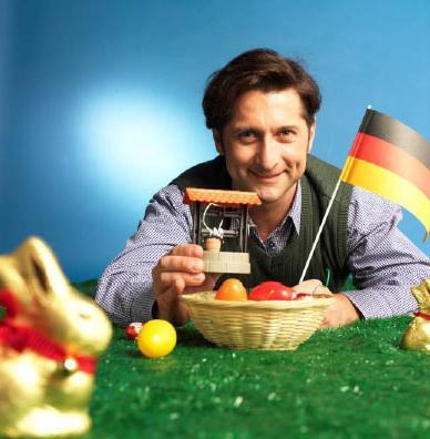 паска в германии