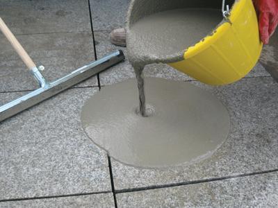 Піщано-цементна суміш: склад і застосування