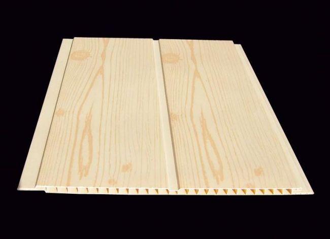 Пластикові панелі для стін: переваги