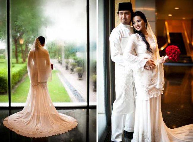 мусульманські сукні для никаха