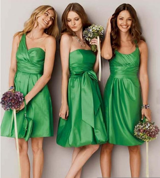 сукні для пожружек нареченої