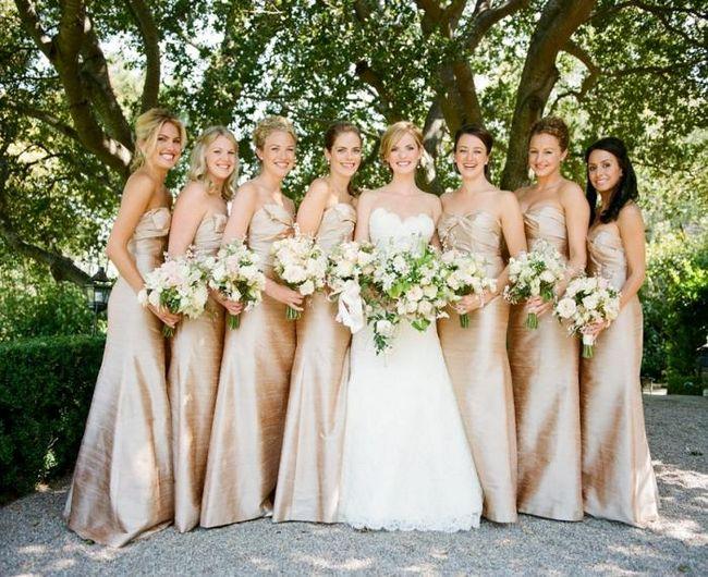 нарядні сукні на весілля