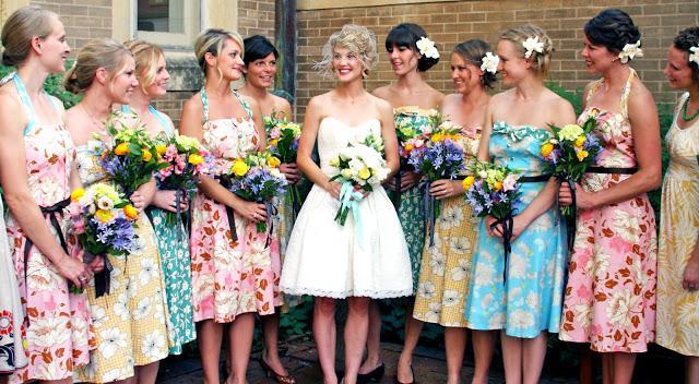 плаття для подружки нареченої