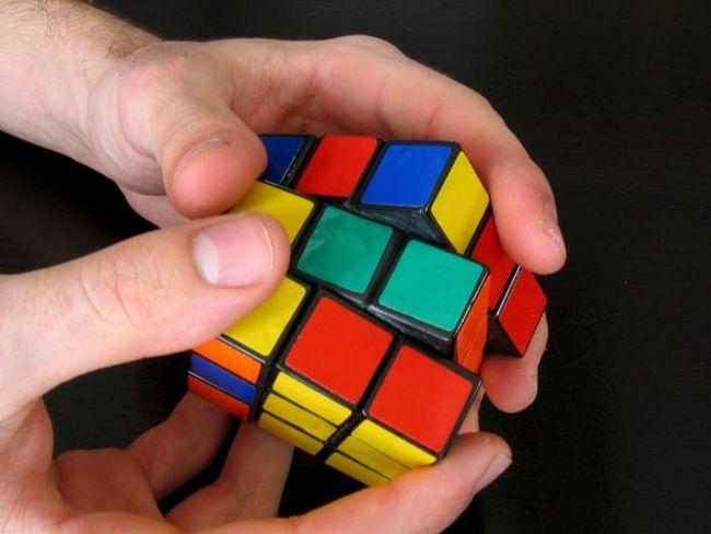 Корисні поради про те, як збирати кубик рубіка 3х3