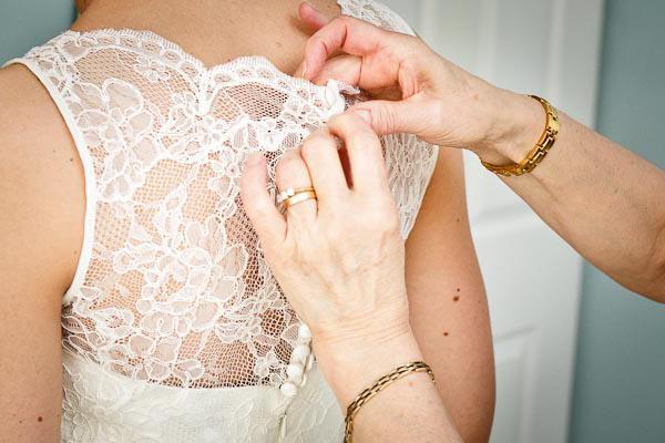 підготовка до весілля дочки