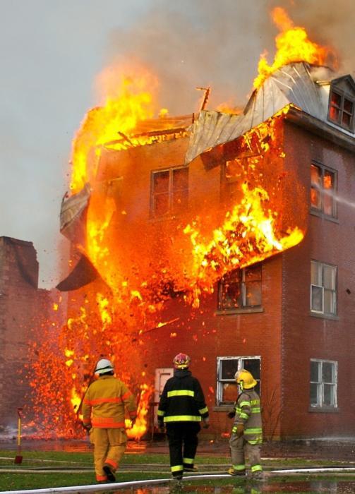 Пожежна безпека будівель та споруд: основні положення