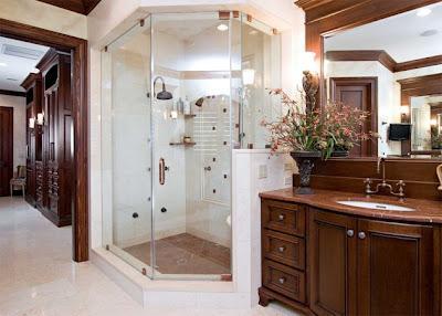 шторки у ванну кімнату