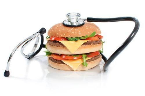 Правильна дієта при холестерин